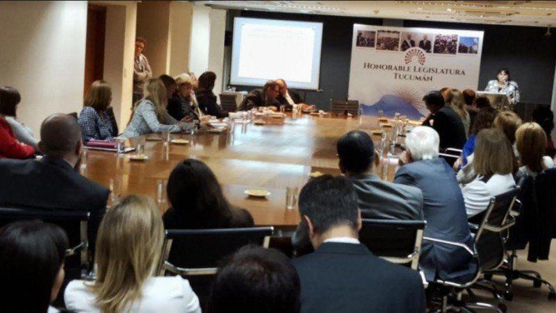 Continúan las ponencias por la Reforma del Código Procesal Civil y Comercial