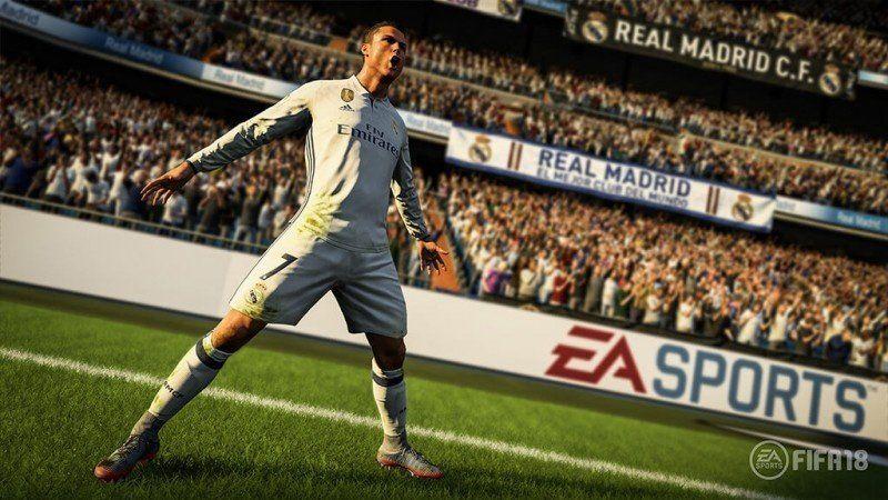 EA Sports sacó un vídeo adelanto del FIFA 2018