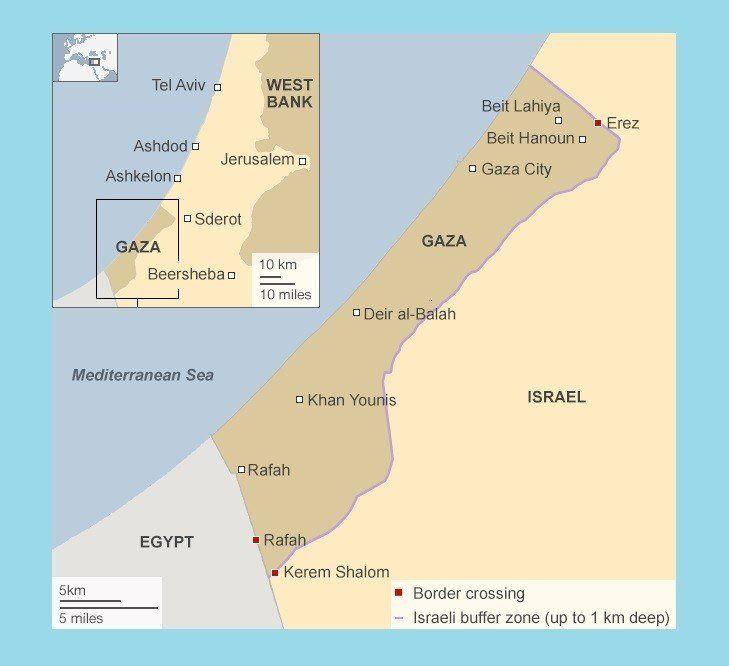 Hamas anunció que disolverá su gobierno en Gaza y llamará a elecciones junto a la ANP