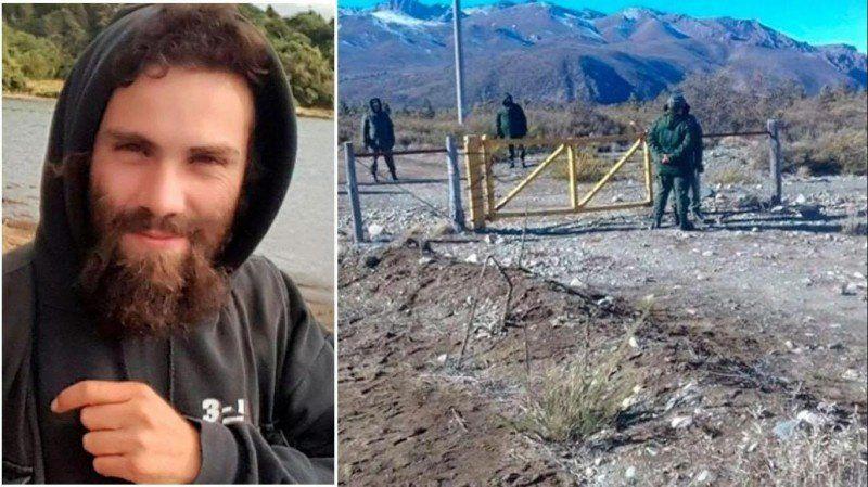 Santiago Maldonado: con 300 efectivos realizan un amplio operativo en territorio mapuche