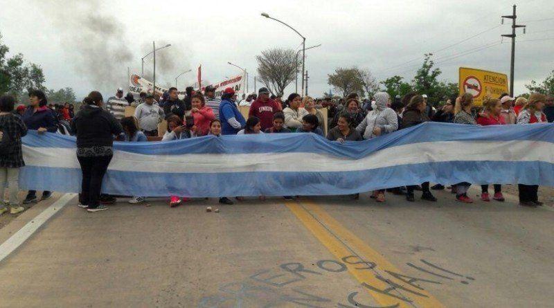 Jujuy: trabajadores de Ledesma levantaron el corte de ruta