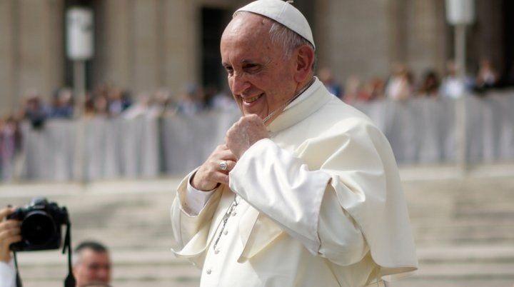 El papa Francisco criticó las tecnologías que permiten cambiar de sexo