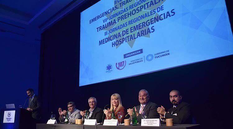 Profesionales de la salud se capacitaron en emergencias