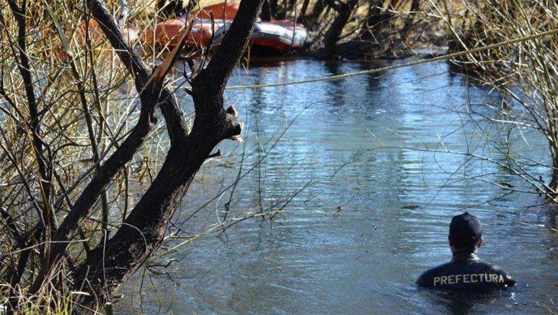 Las siete dudas sobre el hallazgo del cuerpo en el Río Chubut