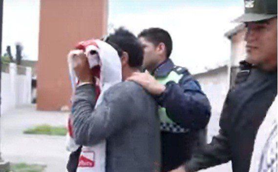 Ocho personas fueron a votar y quedaron detenidos