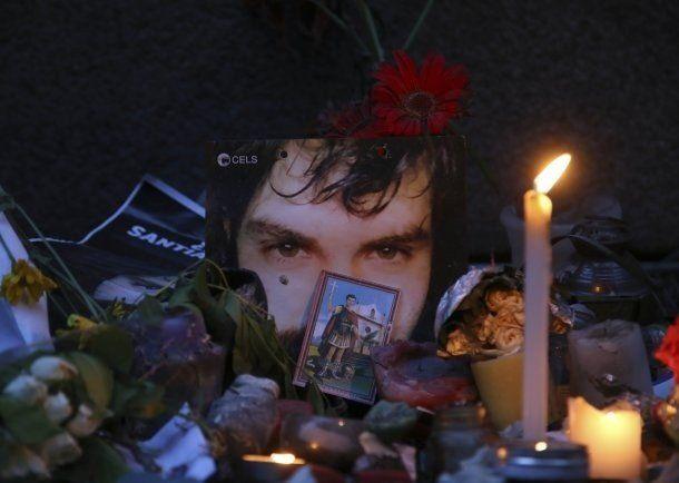 Se confirmó la causa de la muerte de Santiago: asfixia por inmersión