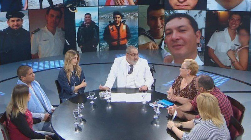 Familiares de los tripulantes del ARA San Juan: Lo que nos están haciendo vivir es imperdonable
