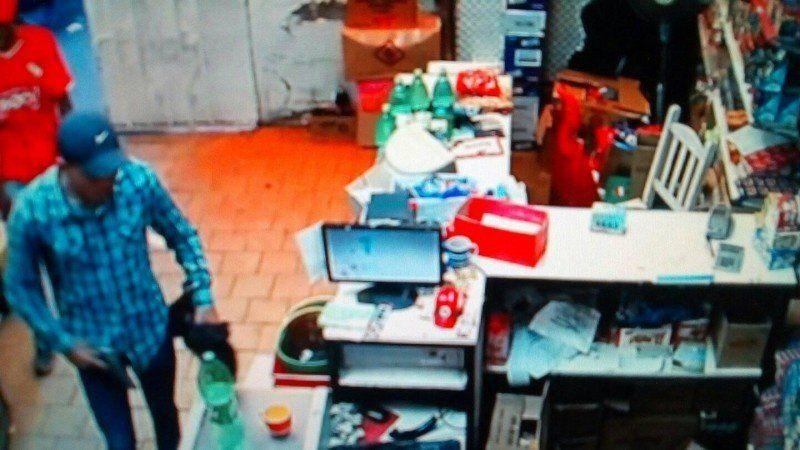 Impresionante vídeo del robo a un distribuidor mayorista de golosinas en Tucumán