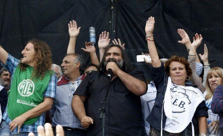 Los gremios docentes denunciarán a Macri ante la OIT