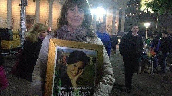 Para el abogado de la familia, hay una probabilidad alta de que los restos hallados en Bolivia sean de María Cash