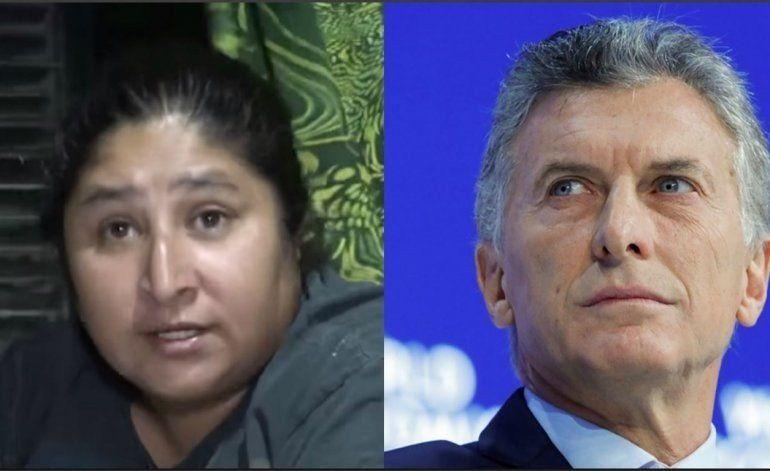 Madre del joven asesinado por Chocobar: Quiero que Macri me escuche