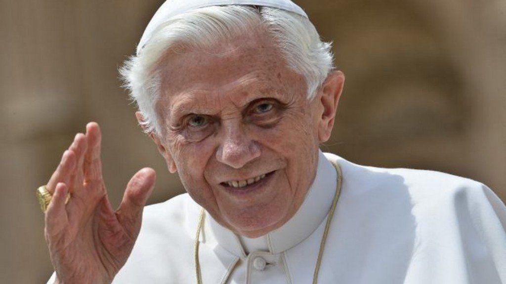 Benedicto XVI aseguró que está en el último período de su vida