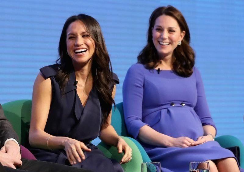 Duelo de cuñadas: El vestido de Meghan fue mucho más caro que el de Kate