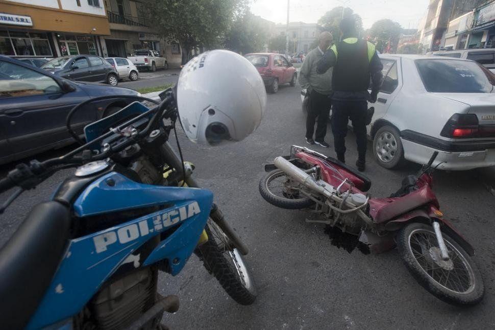 Acuerdan la sanción de una nueva ley contra motochorros