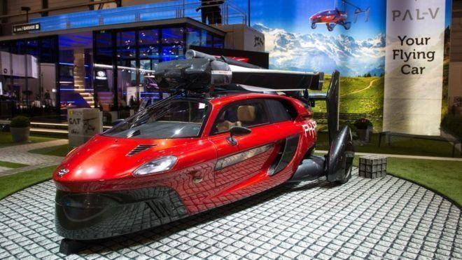 Los sorprendentes autos del Salón del Automóvil de Ginebra