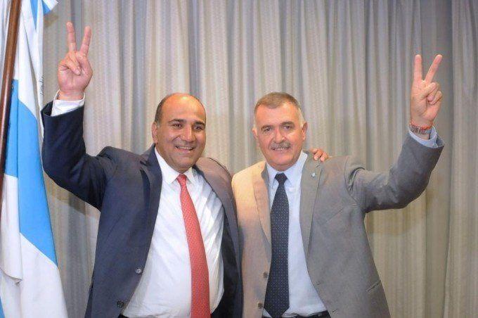 Juan Manzur es presidenciable para el 2019