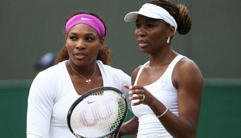Las hermanas Williams se cruzan en Indian Wells