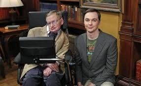 La despedida de The Big Bang Theory a Stephen Hawking
