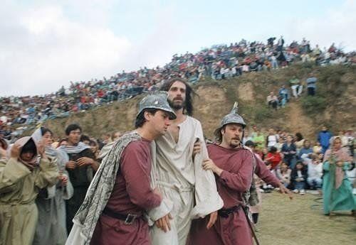 La Pasión de Cristo será transmitida por Televisión Pública