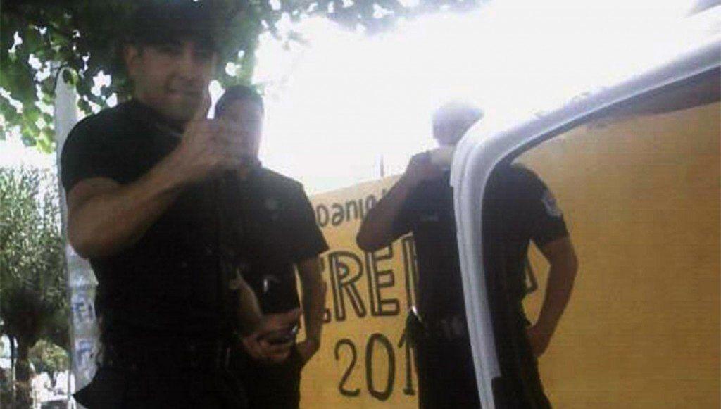 Aprehendieron a dos sospechosos por la muerte del policía Ruesja