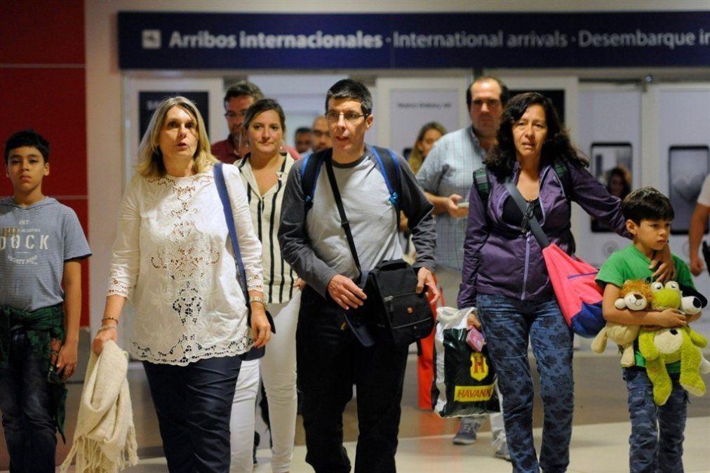 Regresó el argentino que estaba como preso político en Venezuela