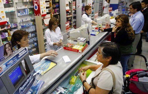 No aumentarán los Ingresos Brutos a las farmacias