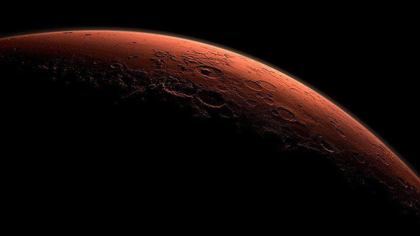 Un astrónomo sudafricano redescubrió Marte