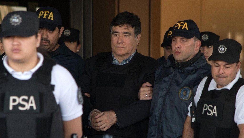 La Justicia liberó a Carlos Zannini y Luis DElía