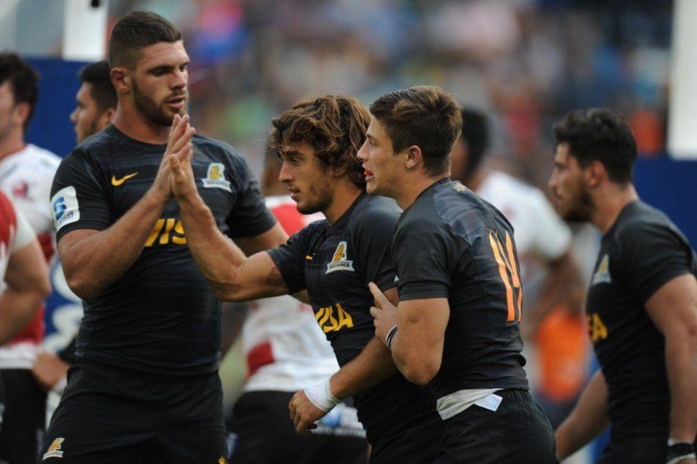 Super Rugby: Jaguares consiguió su segundo triunfo