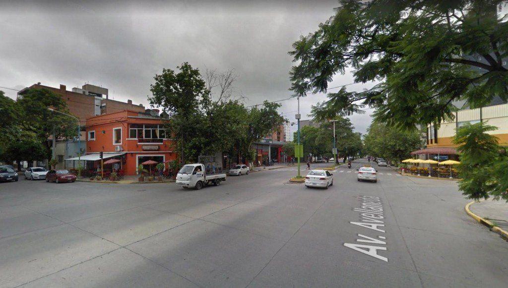 Dos sujetos robaron un bar en la zona de El Bajo