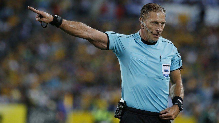 Néstor Pitana es el elegido para representar a Argentina
