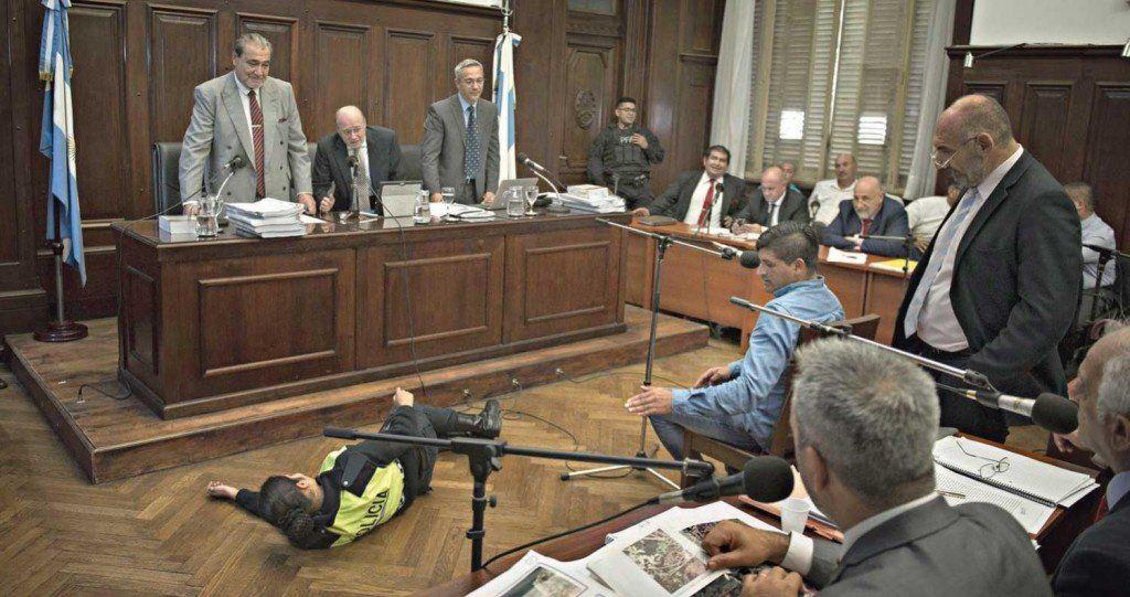 Caso Lebbos: baquiano que encontró el cuerpo dijo que lo obligaron a mentir