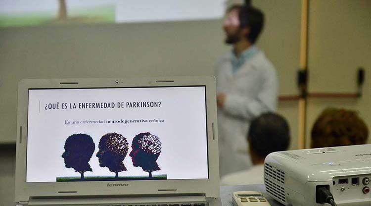 Organismos de Salud impulsan la concientización acerca del Parkinson