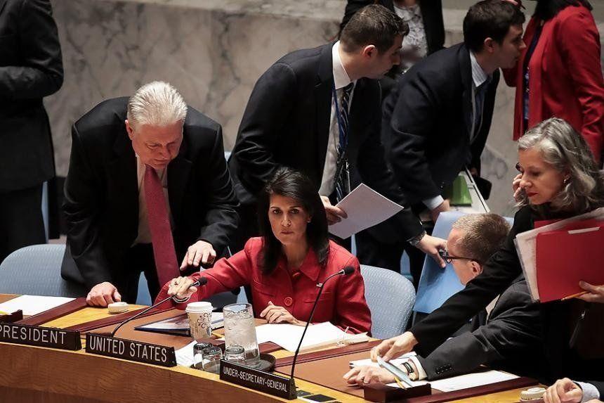 El gobierno estadounidense advirtió que habrán nuevos bombardeos si Al Assad reincide con los ataque químicos