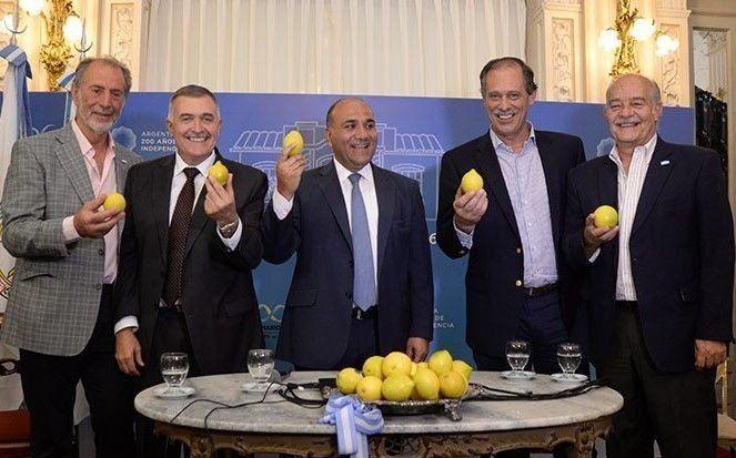 Comienza la exportación del limón tucumano a Estados Unidos