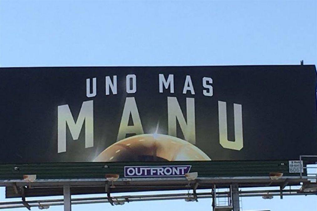 A Manu Ginóbili le piden un año más en San Antonio