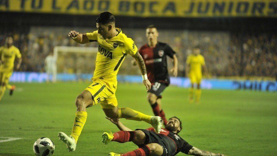 Boca le ganó a Newells y dio un paso enorme hacia el título