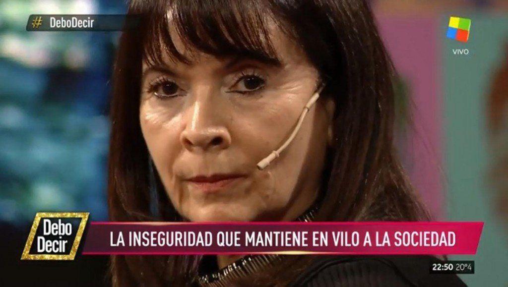 Despenalización del aborto: Susana Trimarco, a favor de la vida