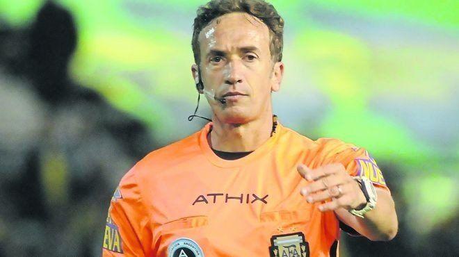 Beligoy será el árbitro de San Martín como en el último ascenso