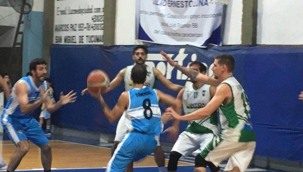 Tucumán BB quedó eliminado del Torneo Federal