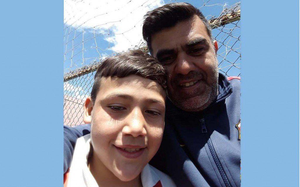 El menor que 12 años que murió atropellado jugaba en las inferiores de Ferro