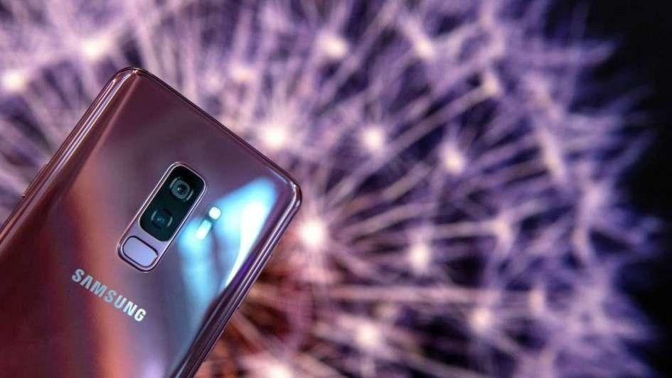 El Samsung Galaxy S9 llegó a la Argentina