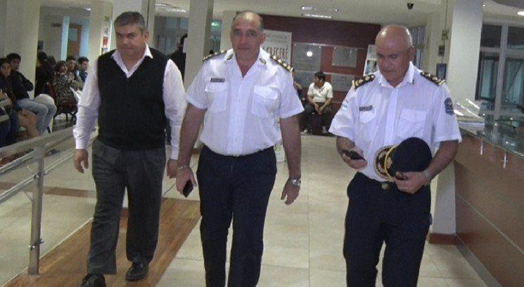 Comenzaron los exámenes toxicológicos al personal policial