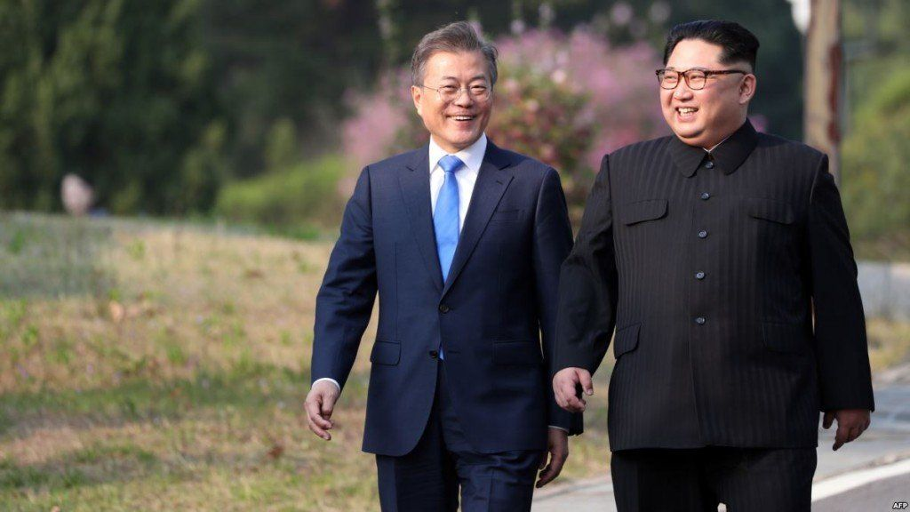 Coreas: ¿Caerá, cual muro, el paralelo 38º?