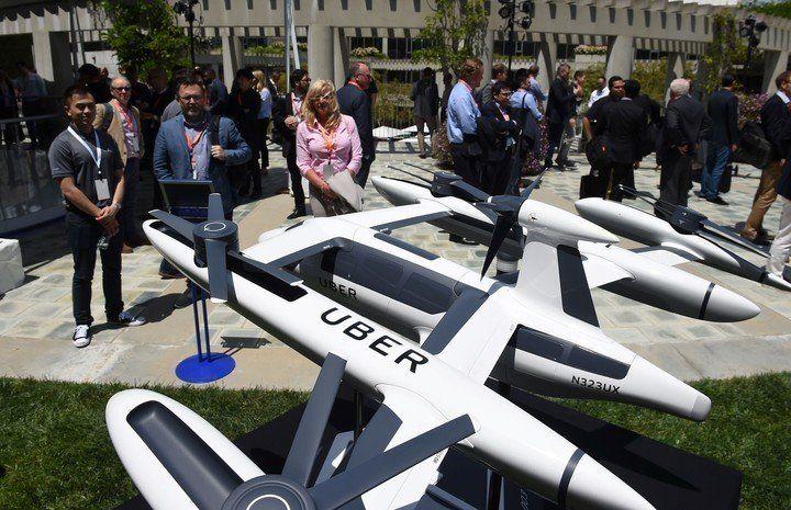Los helicópteros-taxi son adquiridos para evitar embotellamientos