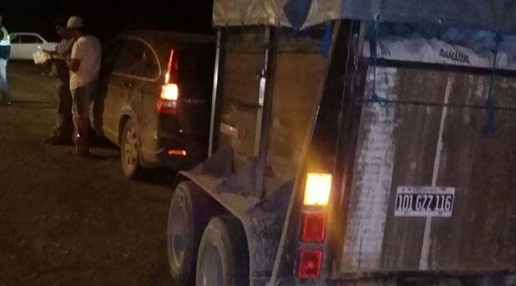 Interceptaron un cargamento ilegal de carbón vegetal