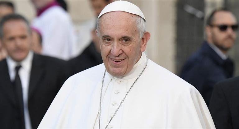 Francisco visitará virtualmente a la Villa 31