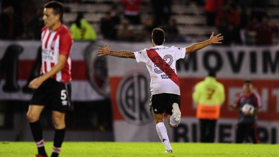 River volvió a ganar y quedó en zona de Sudamericana