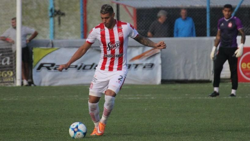 Lucas Acevedo podrá jugar ante Agropecuario