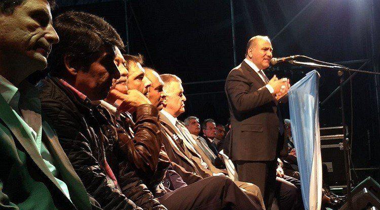 """Manzur inauguró la Expo Lactea del Norte: """"Estamos a la par de nuestros productores"""""""